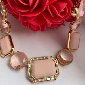 Kate Spade pink necklace